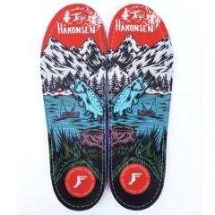 Стельки Footprint Gamechangers Terje Salmon
